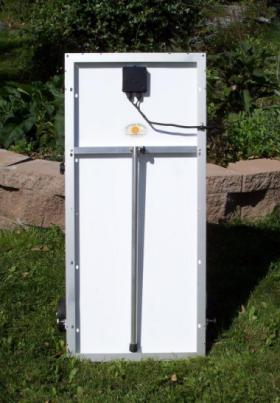 Quantum Harvest Portable Solar Panel Assemblies