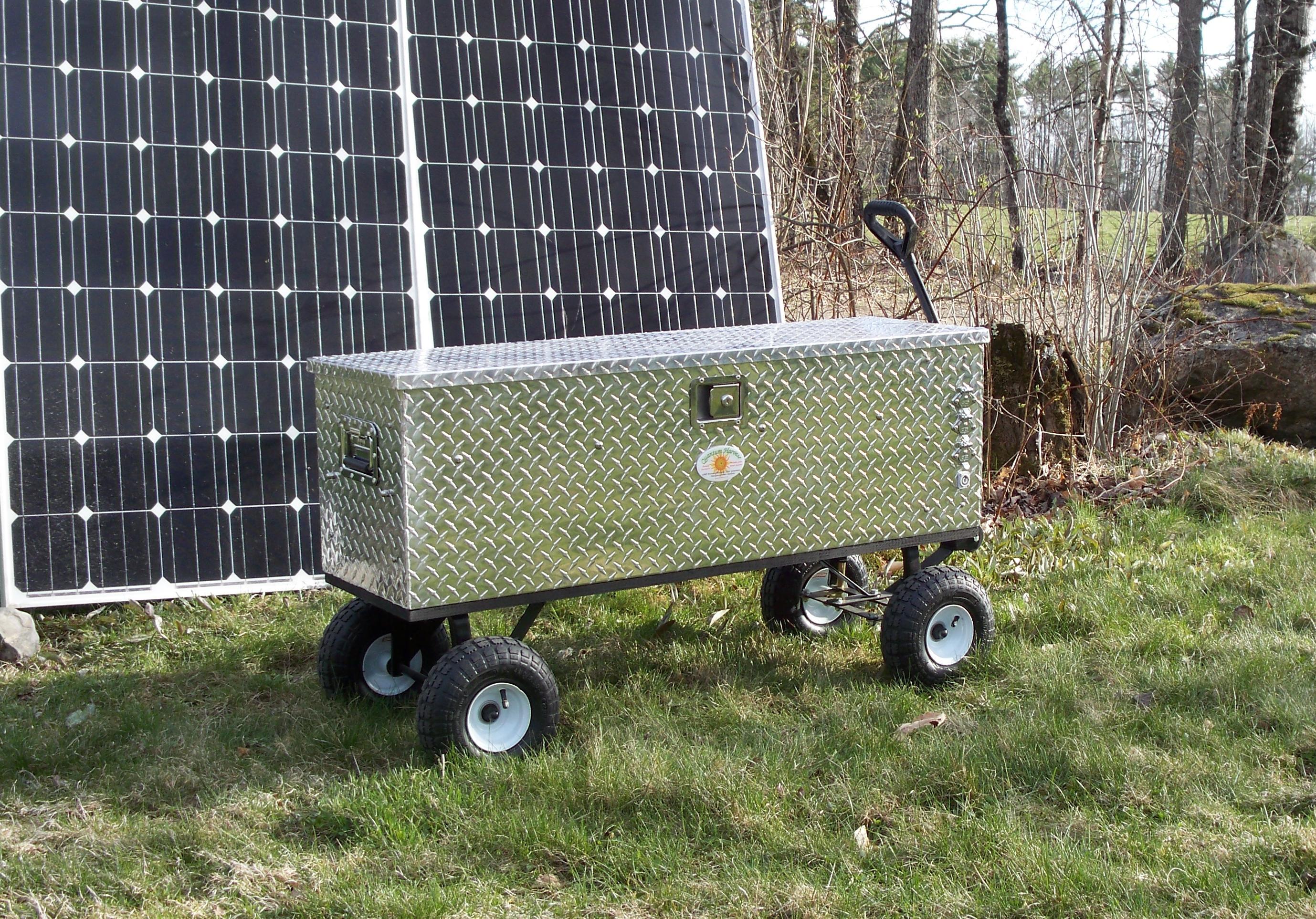 Quantum Harvest Model 2550-60 TSW