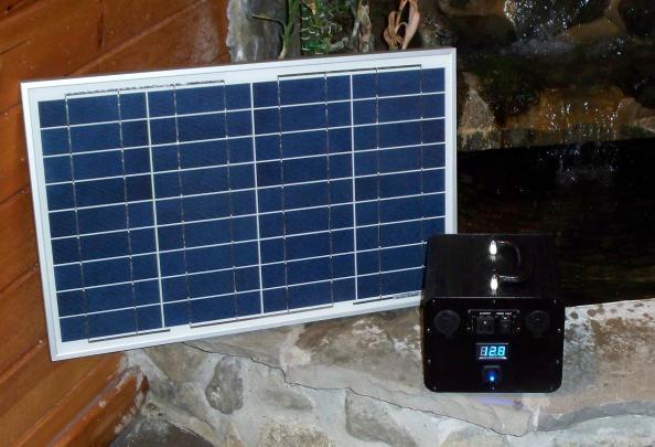 Model 175 Compact Solar Generator