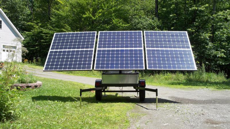 Model 6000 Tsw Solar Generator Quantum Harvest